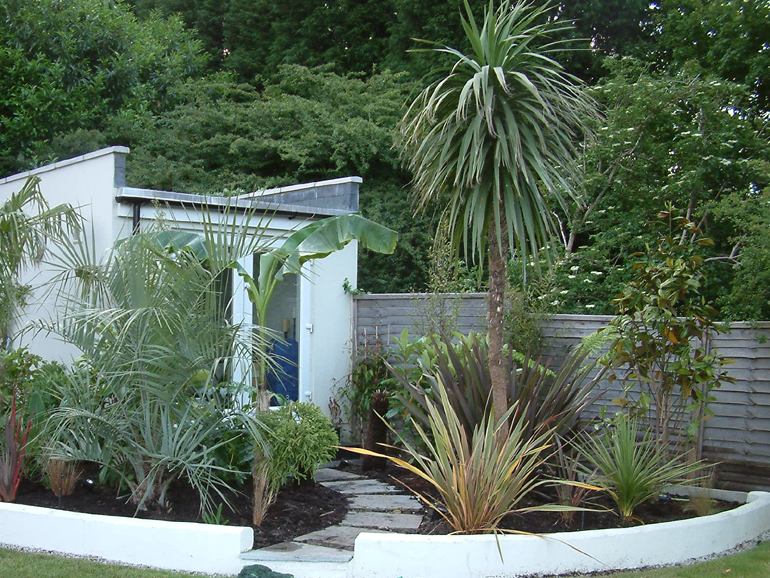 Garden design Hadley Wood  Urban Tropics