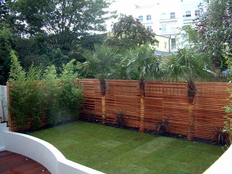 Contemporary Minimalist Garden Design London Urban Tropics