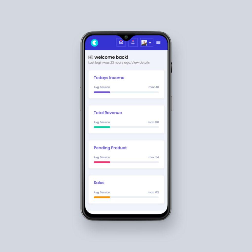 Equinox mobile templates