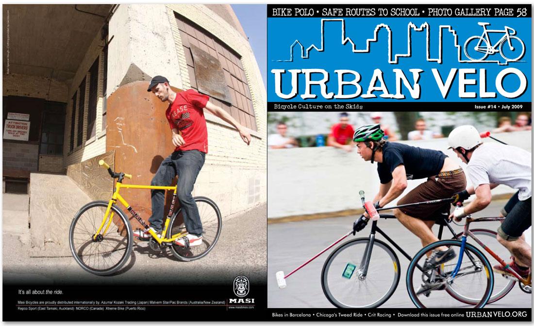 Urban Velo #14
