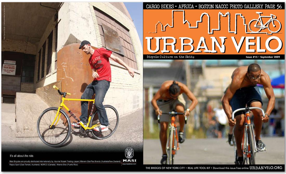 Urban Velo issue 15
