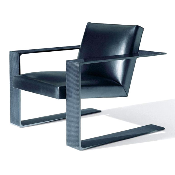 ralph lauren chair oversized camping speed meets style with the lounge urbasm rlcf1 carbonfiber