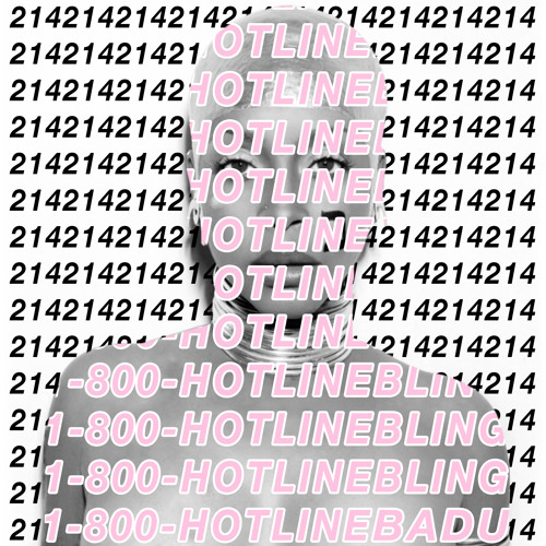 Erykah Badu - HOTLINE BLING BUT U CAINT USE MY PHONE MIX