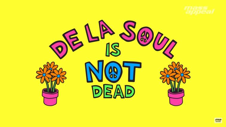 De La Soul Is Not Dead URBe