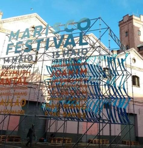 Marisco Festival Andaime Multidirecional