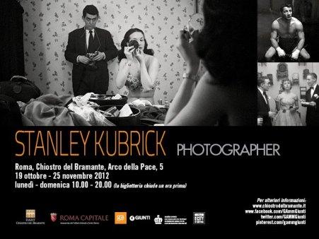 Stanley Kubrick photographer