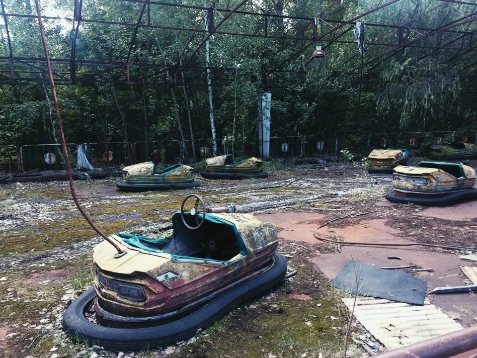 Trip to Chernobyl: Part II
