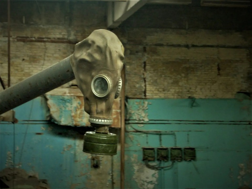 Chernobyl: 33 Years After