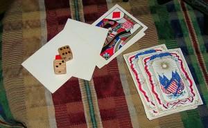 Cards and Dice (Medium)