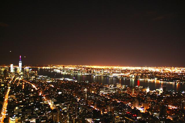Desde el Empire State NYC