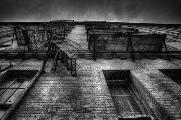 """""""No escape"""", by Jon Dickson"""