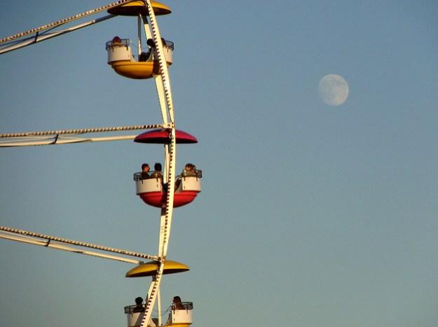 """The Moon"", by Rebekah"
