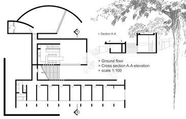 Casa Koshino  Urbipedia  Archivo de Arquitectura