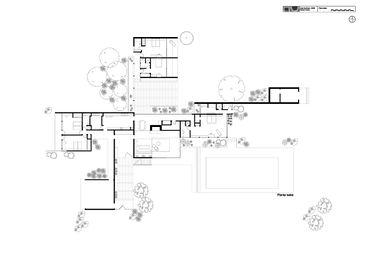 Casa Kaufmann en el desierto  Urbipedia  Archivo de Arquitectura