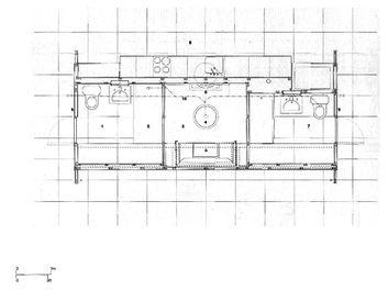 Casa Farnsworth  Urbipedia  Archivo de Arquitectura