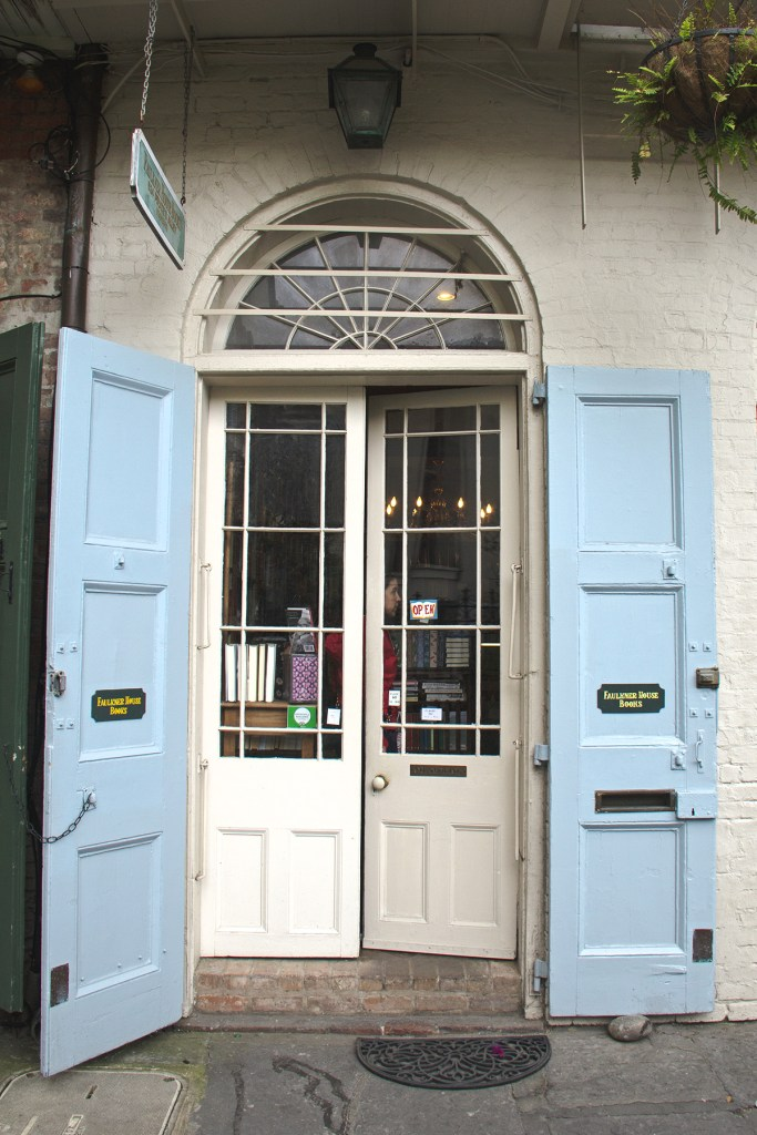 Photo of Faulkner House Books in New Orleans