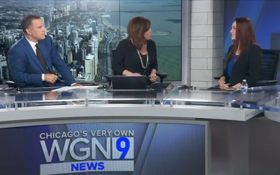 Author Jessica Mlinaric talks about her book 'Secret Chicago' on WGN Morning News