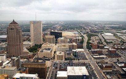 Best view of Columbus, Ohio