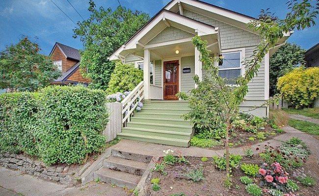 Tiny House Trend Ballard Central District Greenlake