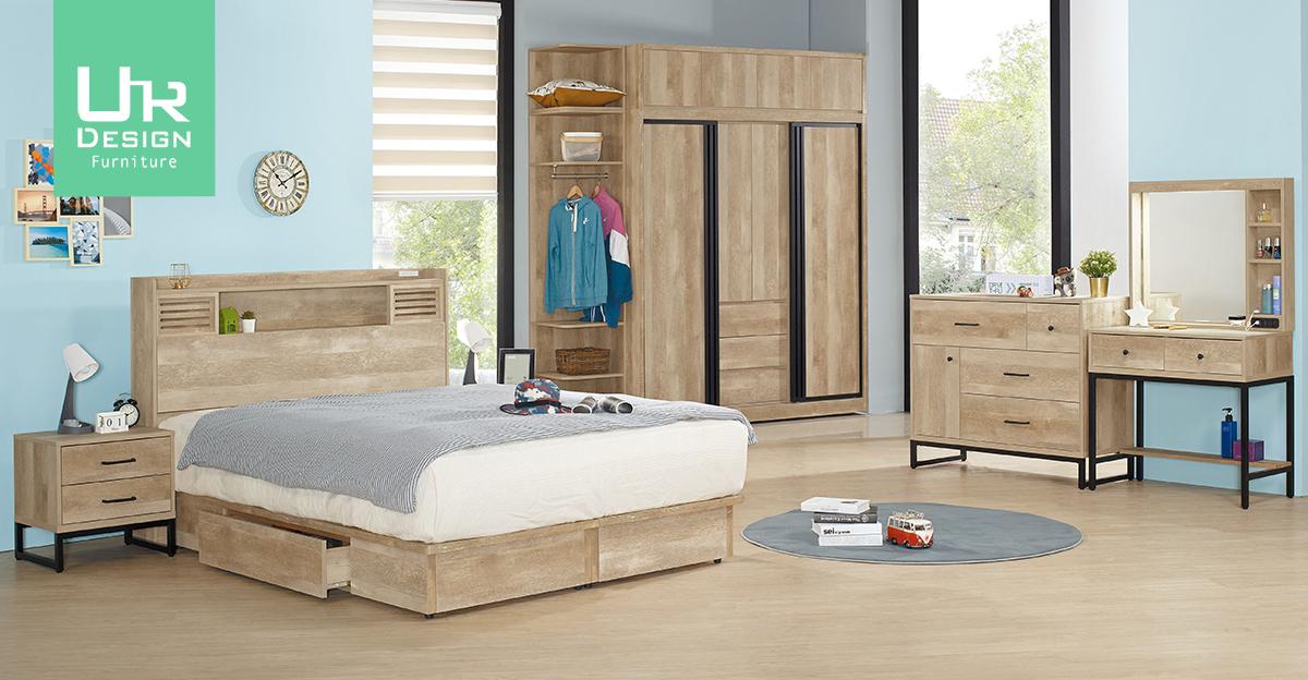 2021寢室家具 型錄