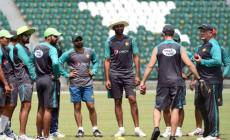 National Cricketers Fitness Test In National Academy