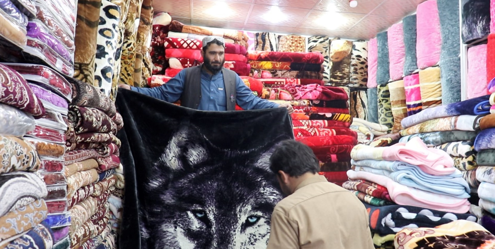 Photo of The blanket enterprise is scorching in Quetta