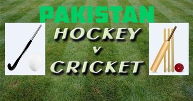 Sudden decline of cricket in Pakistan