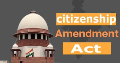 No stay on CAA for now, says Top Court; Centre has 4 weeks to respond