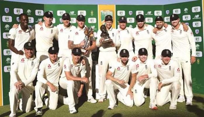 Mark Wood's nine-wicket haul wraps up 3-1 England win