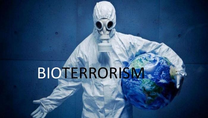 Bioterrorism Coronavirus and US China conflict
