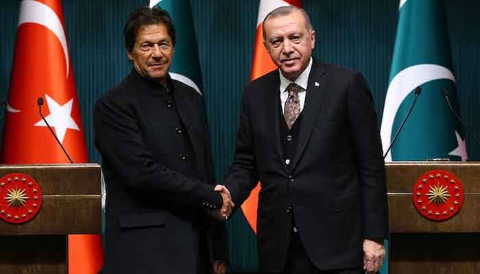 Erdogan's Pakistan visit to boost bilateral ties: Imran Khan