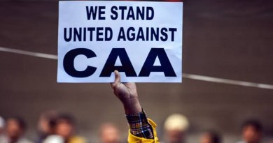 Why protest against CAA and NRC