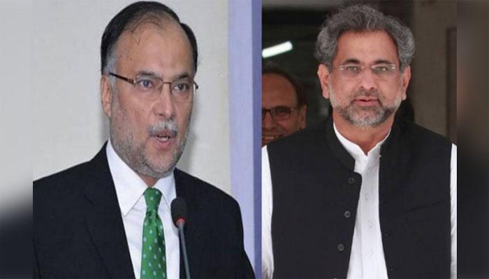 IHC issues release orders for Shahid Khaqan Abbasi, Ahsan Iqbal