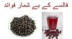 Falsa k Fayde Health Benefits