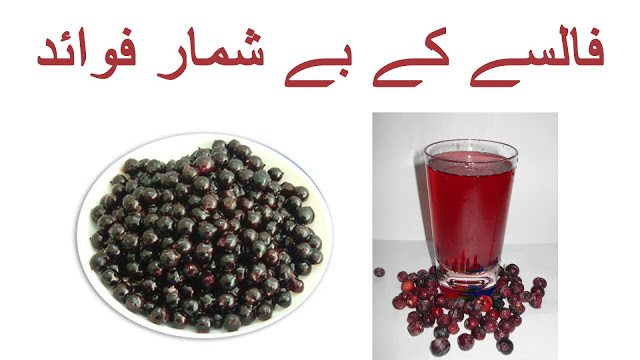 Falsa k Fayde Health Benefits