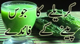 bitter gourd benefits in urdu