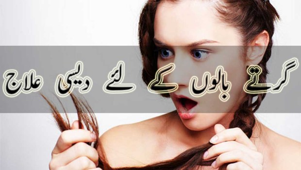 hair fall tips in urdu by zubaida apa