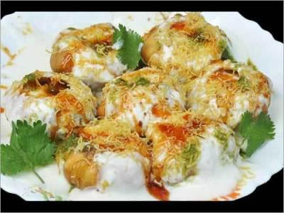 ramazan special dahi puri recipe in urdu