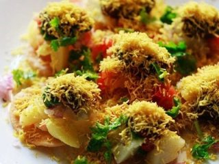 ramazan special chat pati sev puri recipe in urdu