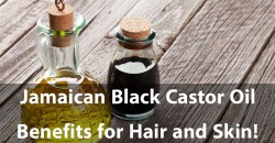 jamaican castor oil benefits