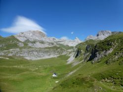 Plateau d'Anouilhas, vallée d'Ossau - Ur eta Lur, Canyoning et Randonnée