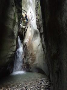 Canyon d'Ourdaybi, Pays basque - Ur eta Lur, Canyoning et Randonnée