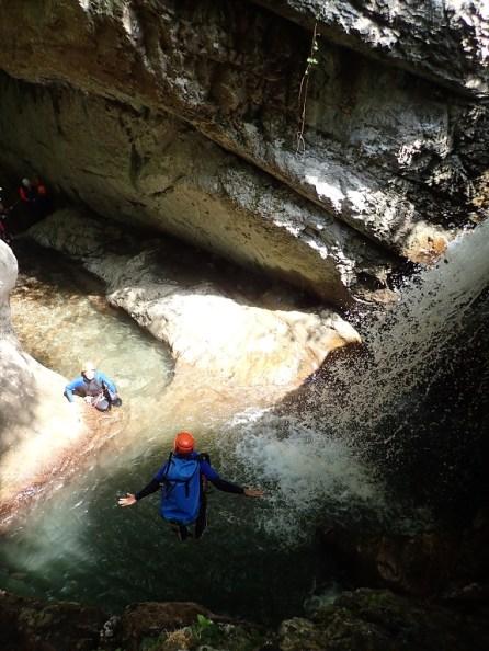Canyon d'Harpea, Pays basque - Ur eta Lur, Canyoning et Randonnée
