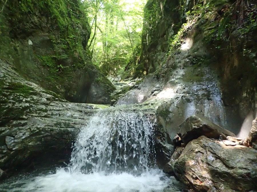 Canyon d'Ourdaiby Ur eta Lur, Canyoning, Spéléo et Randonnée