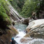 Canyon du Soussouéou, Ur & Lur, Canyoning et Randonnée