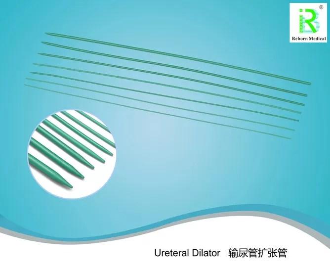 Medical Ureteral Dilator PE Durable Introduction Fascia ...