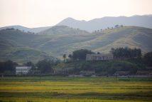 North-korea-countryside-farmland Uri Tours