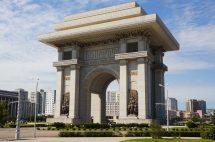 Arch Of Triumph Pyongyang North Korea Uri Tours