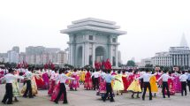 North Korea Liberation Day