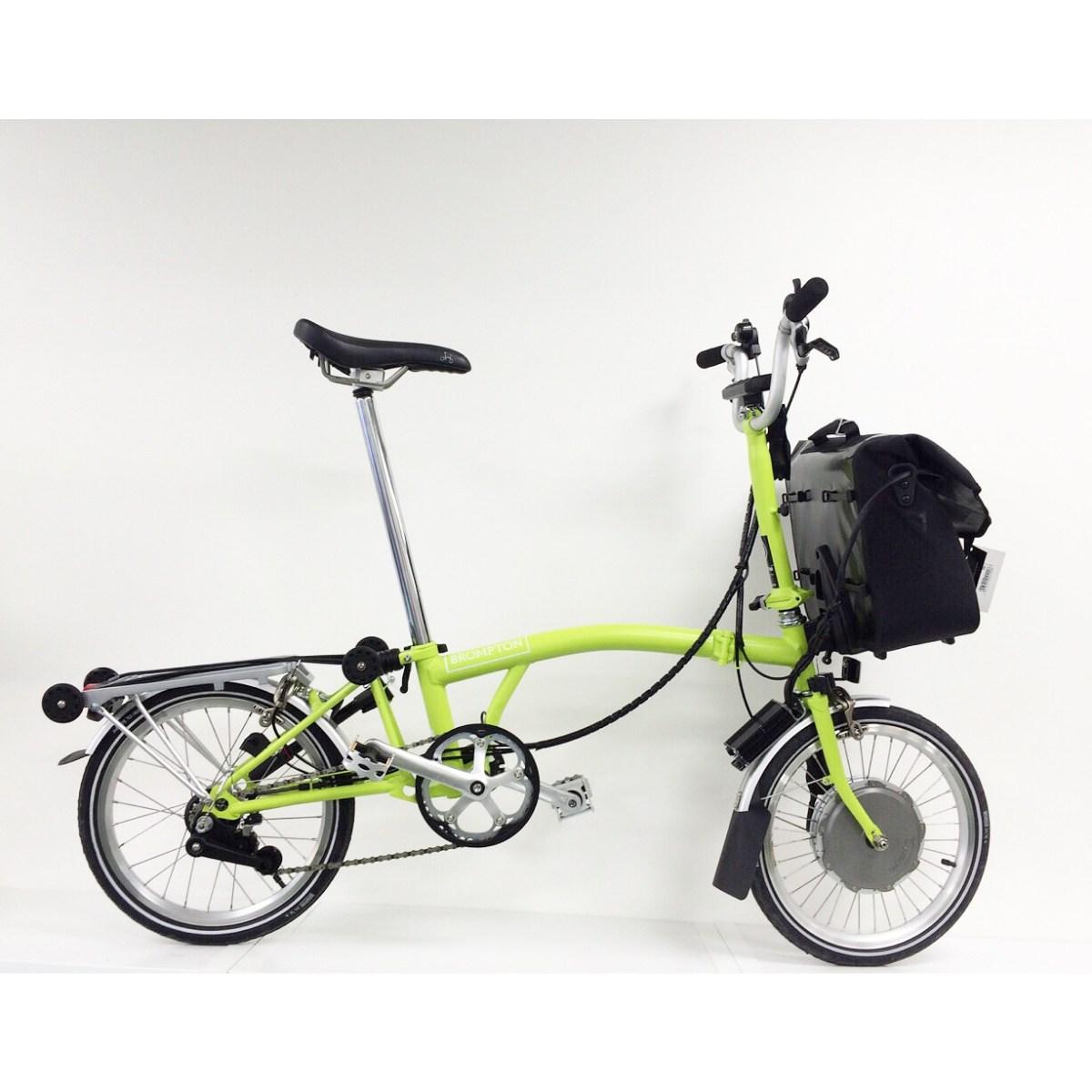 Brompton Folding Bike For Sale Canada